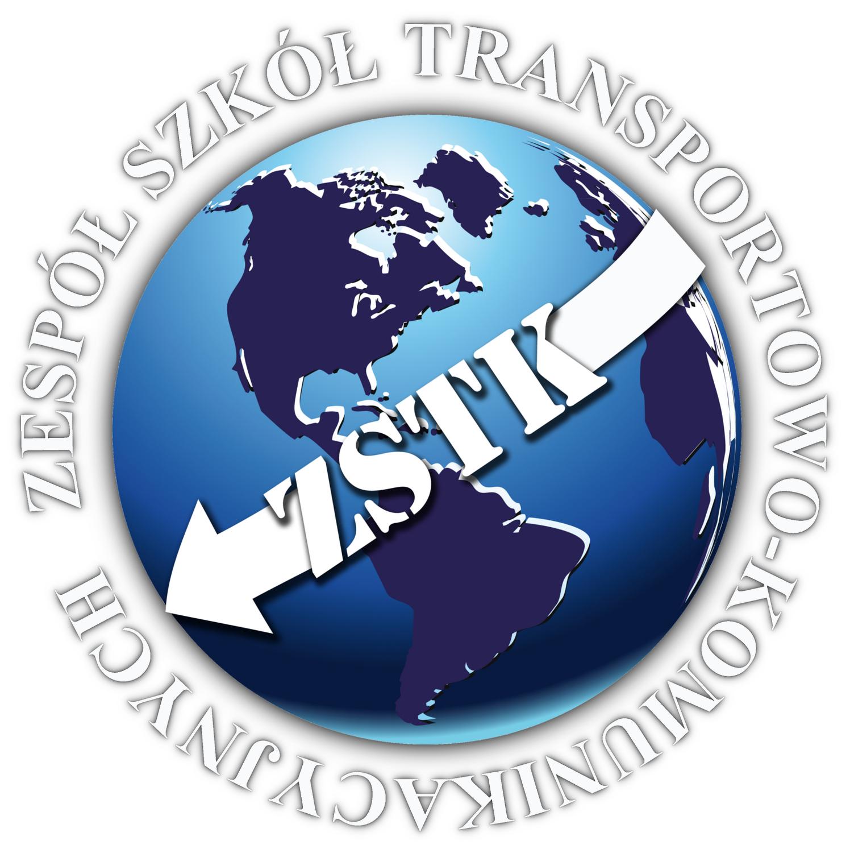 Logo Zespołu Szkół Transportowo-Komunikacyjnych
